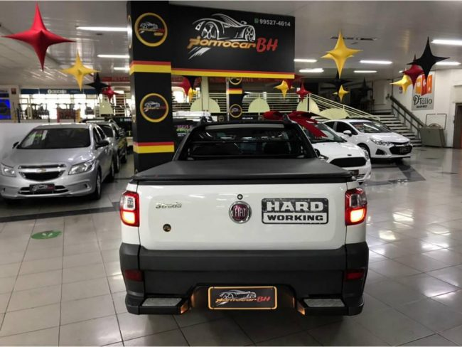 Fiat Strada 1.4 HARD WORKING CS 8V FLEX 2P 2018/ 2019